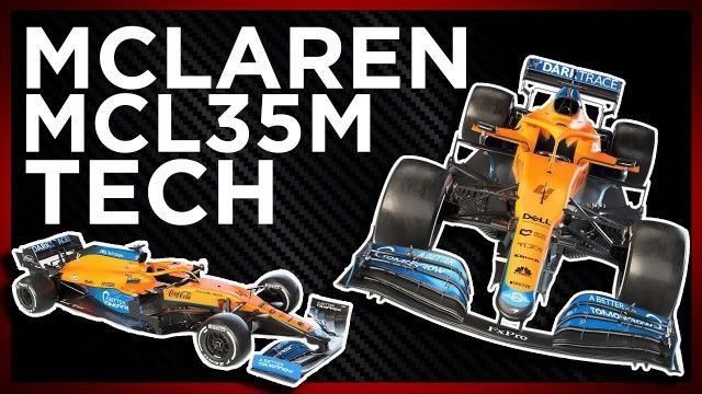 First Thoughts and Analysis on McLaren F1's MCL35M