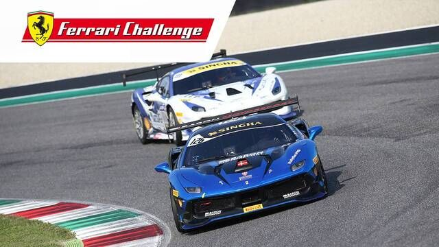 Live: Barcelona - Coppa Shell - Race 1
