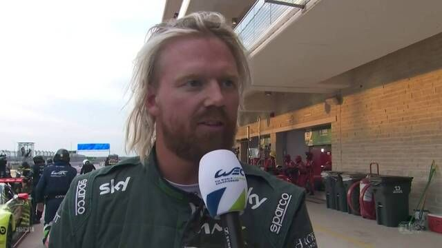 FIA WEC: 6 Hours of COTA - Nicki Thiim, kwalifikacje