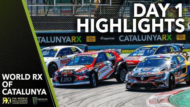 Cooper Tires FIA World Rallycross of Catalunya 2019 - Dzień 1