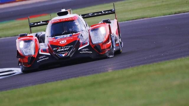 ELMS Silverstone: Highlights