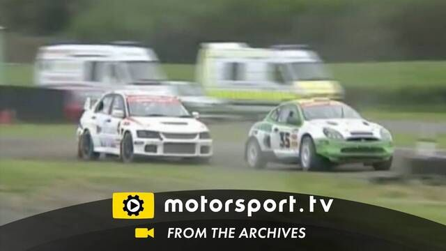 British RX: big wreckage for Mike Mannings