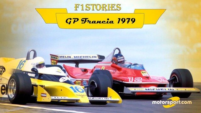 F1 Stories: Digione '79, la prima vittoria turbo... che nessuno ricorda