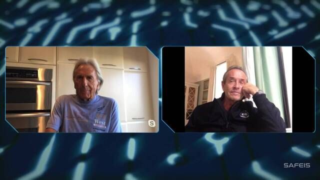 Le Mans 24 Hours Virtual - Full Jacky Ickx and Derek Bell interview