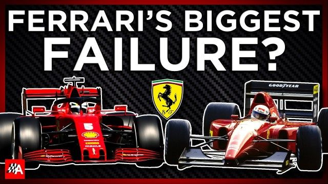 Ferrari's Biggest F1 Failure