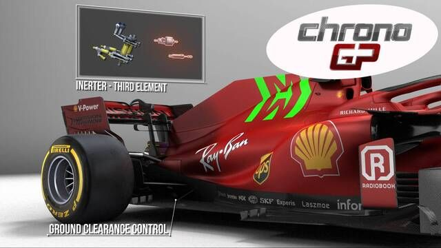 Spain Post GP; F1 2022 BIOFUELS with Petronas' Giuseppe D'Arrigo