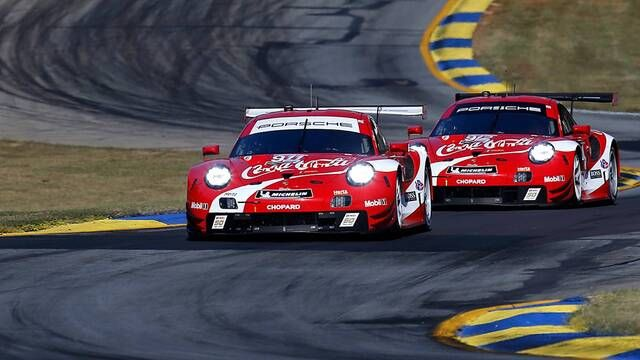 Petit Le Mans: Porsche - Fresher than Ever
