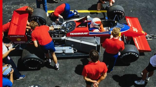 Why F1's original Haas team was such a failure - Formula 1 Videos