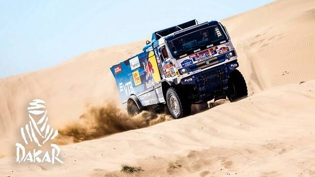 Dakar 2020: Day 1 Highlights - Trucks