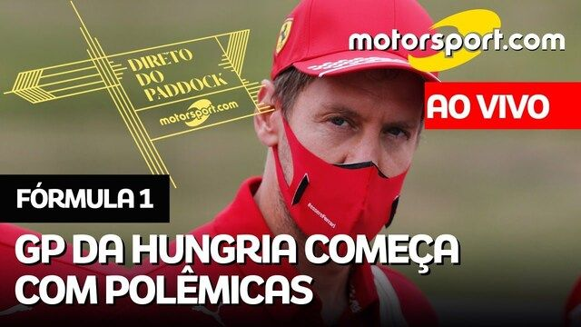 Direto do Paddock: Vettel flerta com Racing Point; Pérez negocia com Alfa e Prost monitora Alonso