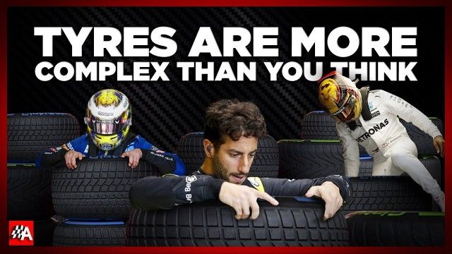 Everything You Need to Know About TYRES in Motorsport