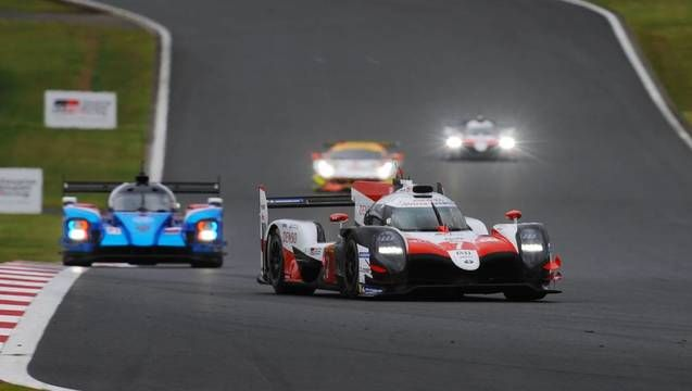 FIA WEC Fuji 3 Hour highlights
