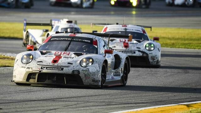 Porsche at Daytona 24: 'An almost perfect race'