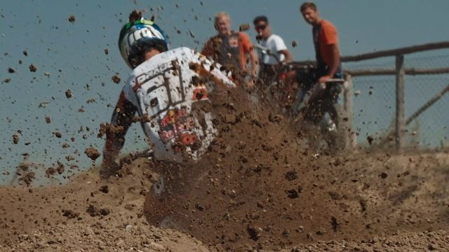 Voorbereiding Prado op Motocross of Nations