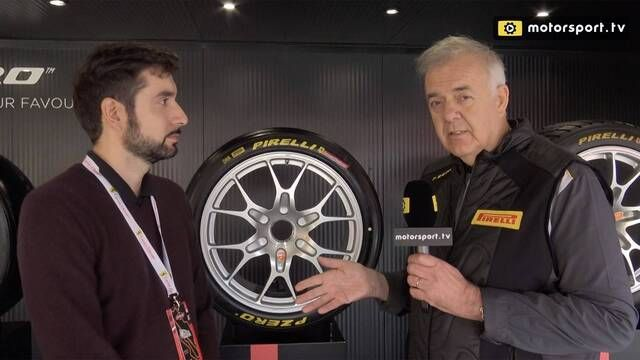 EXCLUSIVE: Ferrari 488 Challenge EVO - Pirelli development