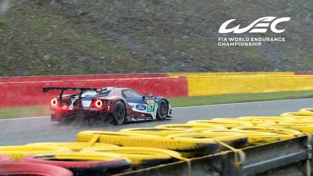 FIA WEC: 6 Hours of Spa Teaser Trailer