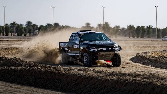 Sharqiyah Baja 2021: Stage 1 - Cars