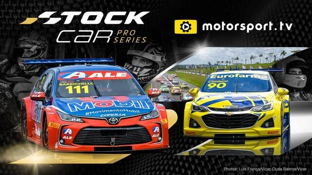 Trailer Stock Car Pro Series 2021