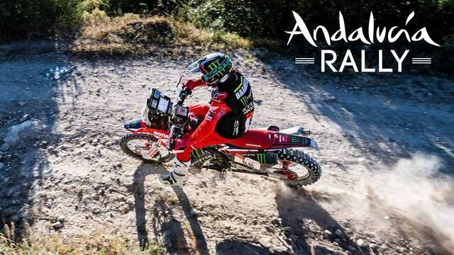 2021 Andalucia Rally Highlights: Stage 4 - Bikes
