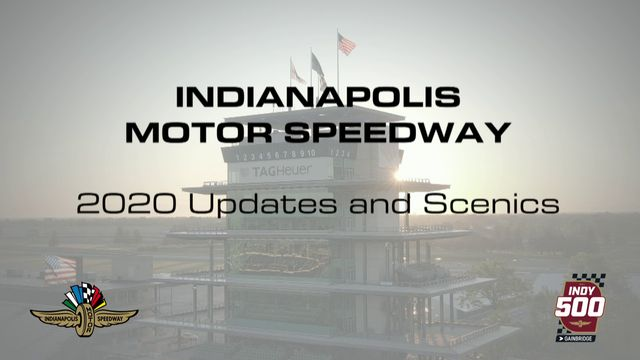IndyCar: IMS Beauty and Updates