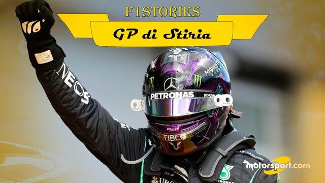 F1 Stories: GP di Stiria 2020