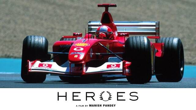Heroes: Domination, Michael Schumacher