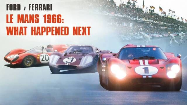 Ford v Ferrari - What happened next