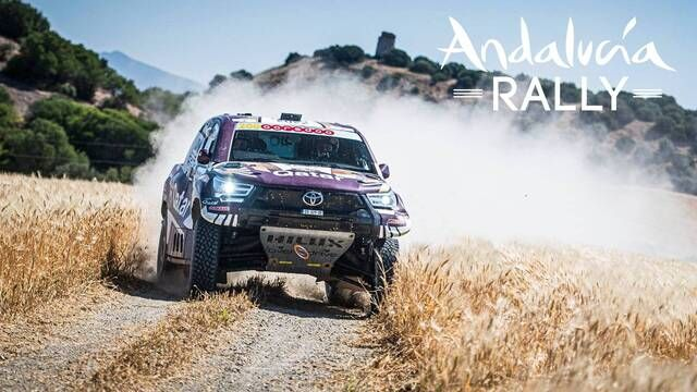 2021 Andalucia Rally Highlights: Stage 1 - Cars