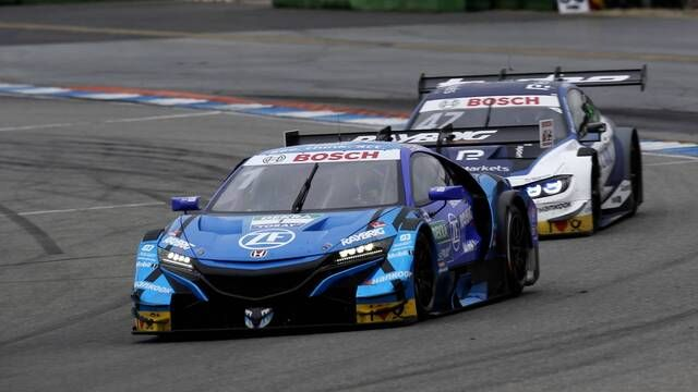 LIVE: Dream-Race DTM vs. SUPER GT in Fuji