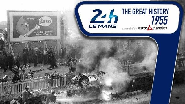 24 Hours of Le Mans - 1955
