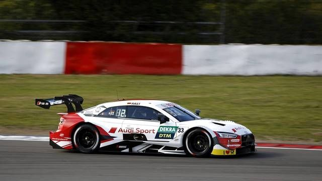 DTM Nurburgring: Race 1 highlights Gara 1