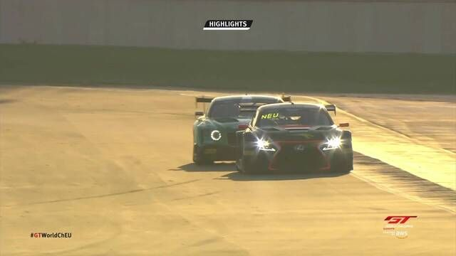 GT World Challenge Europe: Misano - Race 1 highlights