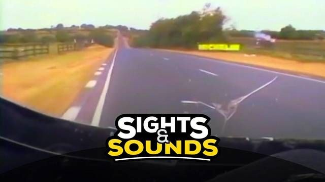 Sights & Sounds: Onboard con Joey Dunlop all'Ulster GP del 1995