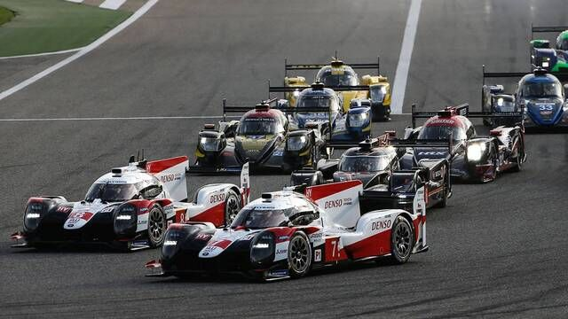 WEC powraca na Circuit of the Americas