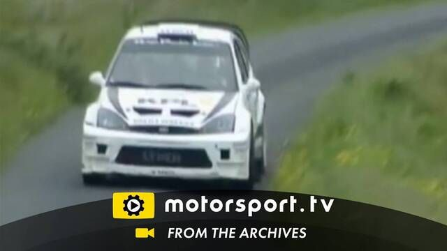 Donegal Rally 2007: best onboards