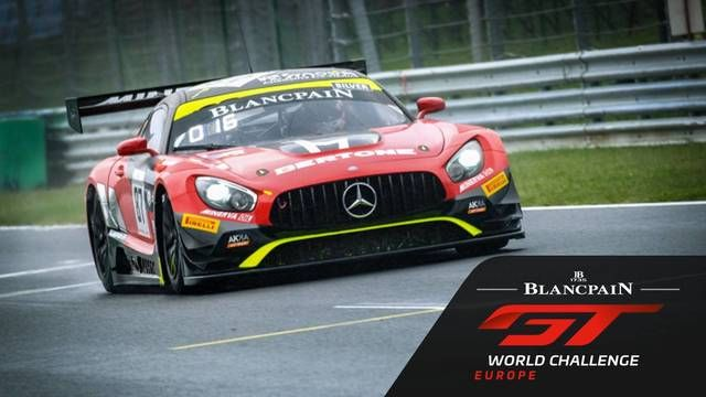 LIVE - Les qualifications du Blancpain GT au Hungaroring
