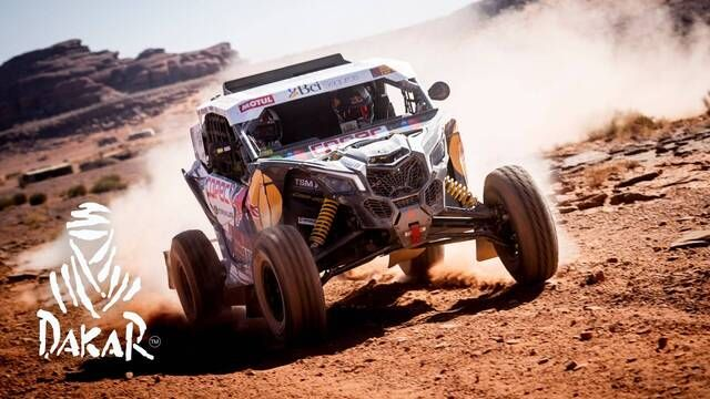 Dakar 2021: Stage 10 Highlights - Lightweight Vehicles