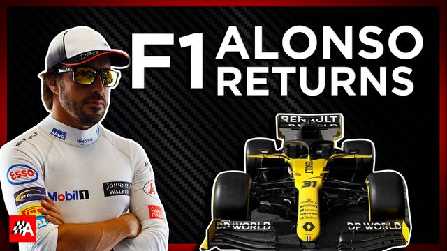 Why Renault Chose Alonso For 2021