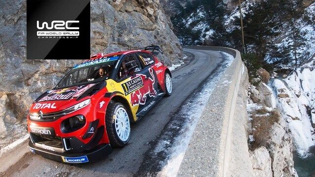 WRC - Rallye Monte-Carlo 2019: Event Highlights Clip
