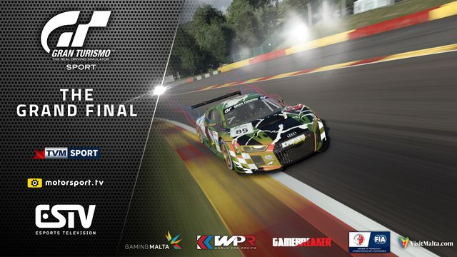 Live: Official Gran Turismo - The Grand Final