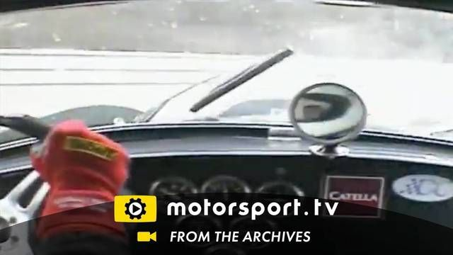 Best onboard angles from Le Mans Classic!