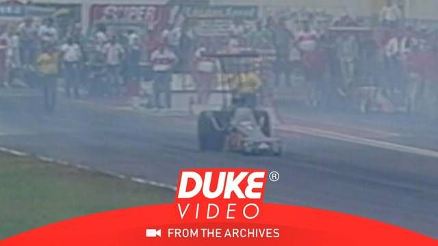 The legend of Drag racing: Don Garlits