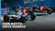 How NOT to drive around Monaco