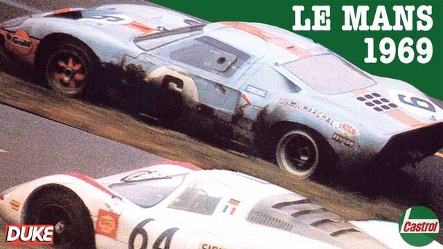La Ronde Infernale - The Story of Le Mans 1969
