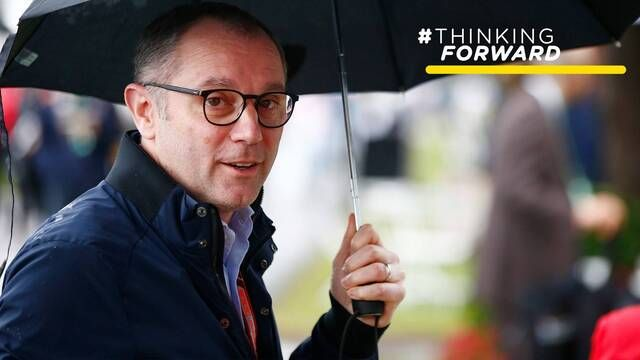 #ThinkingForward Stefano Domenicali röportajı