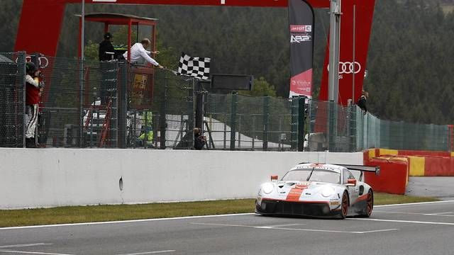 Spa 24 Hours: full race highlights