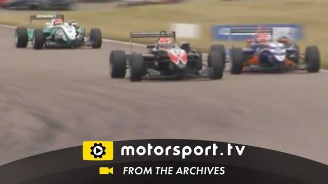 F3 Rockingham: Massive crash