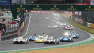 24 Hours of Le Mans - Hour 2
