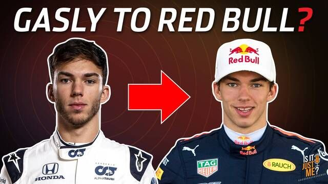 Should Gasly Return To Red Bull? | Is It Just Me? Podcast