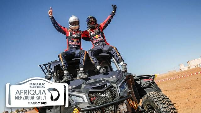 Merzouga Rally: Stage 5 Highlights